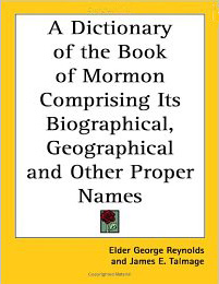 Dictionary of the Book of Mormon
